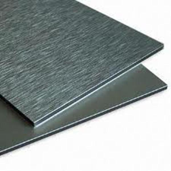 Exterior sign board Aluminium Composite Panels