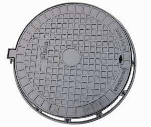Manhole Covers Cast Iron  Manufacturer High Quality Round