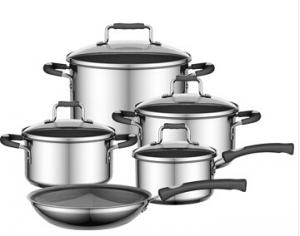 Bakelite Stainless Steel Cookware