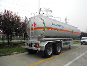 fuel tanker semi trailer 36m3