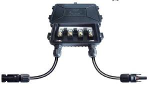 Solar Junction box PV-JB080