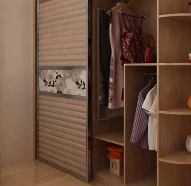 Buy Free Standing Wardrobe Cabinet Closet Sliding Door