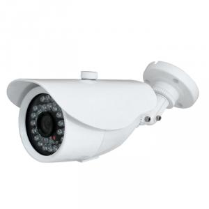 CCTV Camera IR Waterproof Fixed Camera with 30pcs IR Leds and  25M IR Range 420-1000TVL