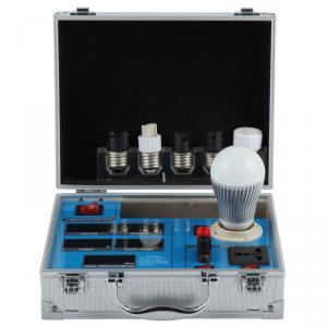 LED Demo case LED power meter
