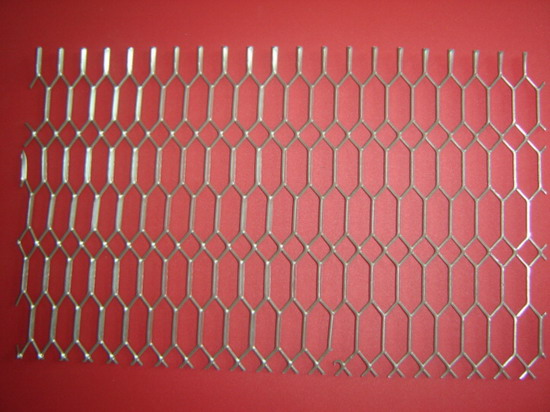 Steel Expanded mesh-1
