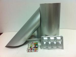 Pharmaceutical Alu Alu Foil Cold Formed