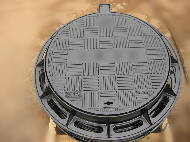 Manhole Cover DCI Casting Iron  High Quality China Factory
