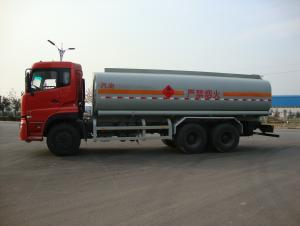 fuel tank truck with Dongfeng chassis