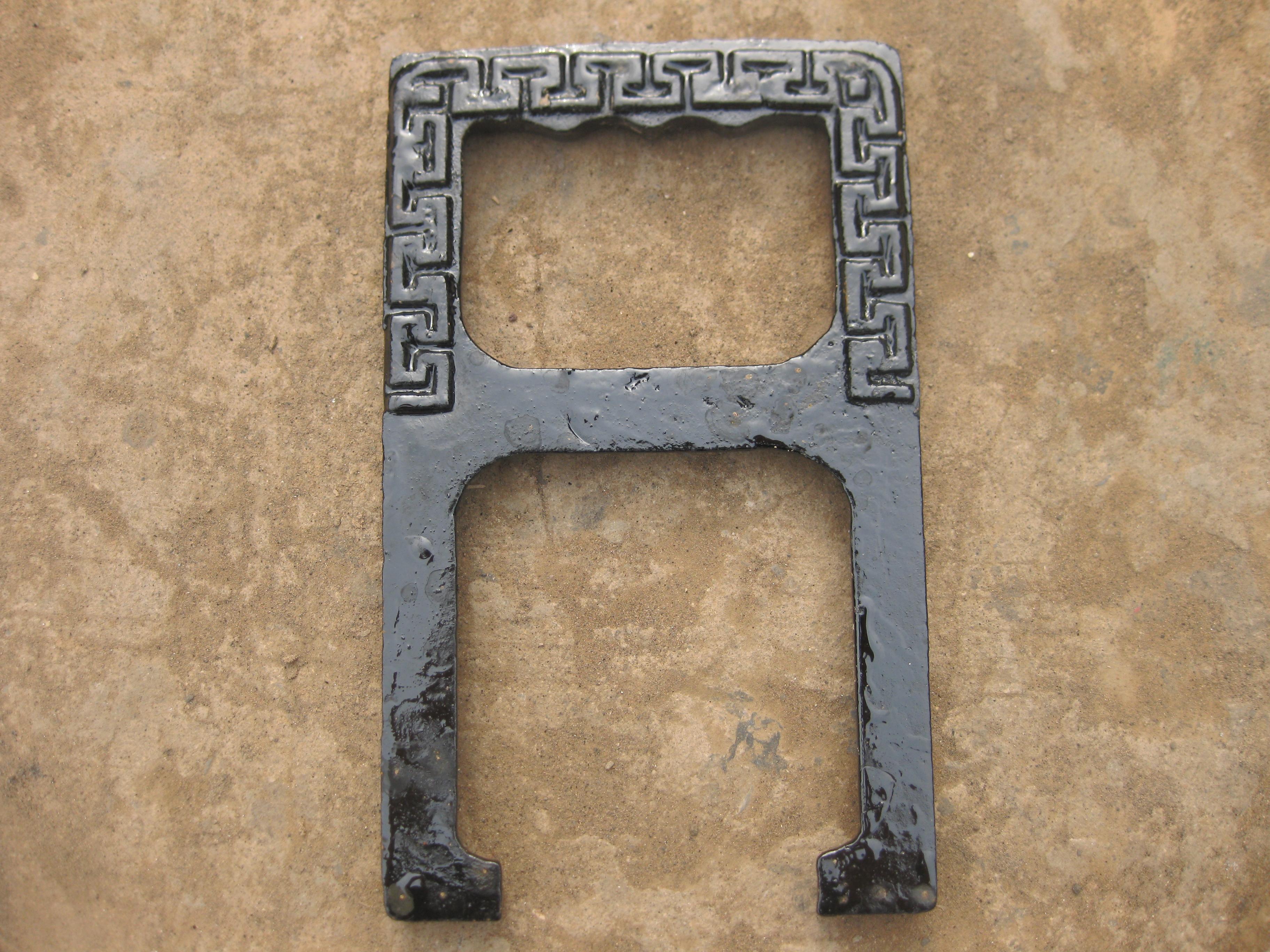 Manhole Ladder Ductile Iron High Quality China Factory Cast Iron