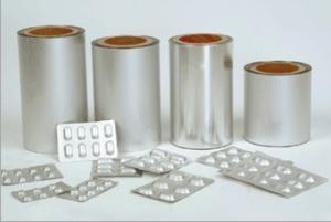 Pharma Alu Alu Foil for Medicine Packaging