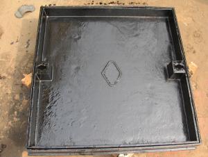 Manhole Cover Frame