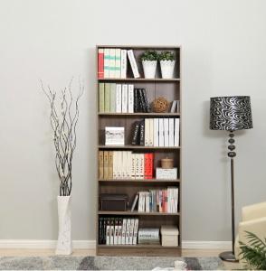 Modern design bookshelf