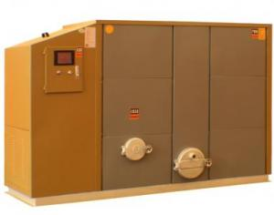 HUAYUAN high-end horizontal biomass boiler--581KW