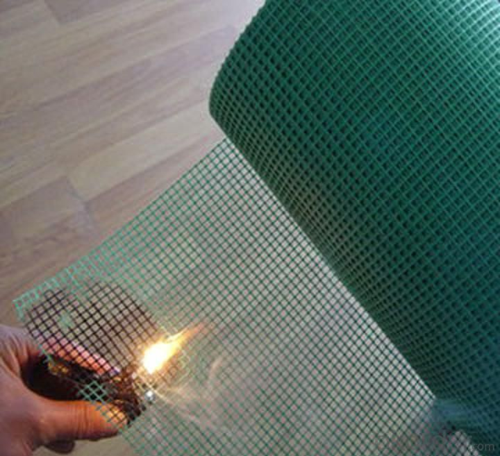 Anti Fire Fiberglass Insect Screen Mesh