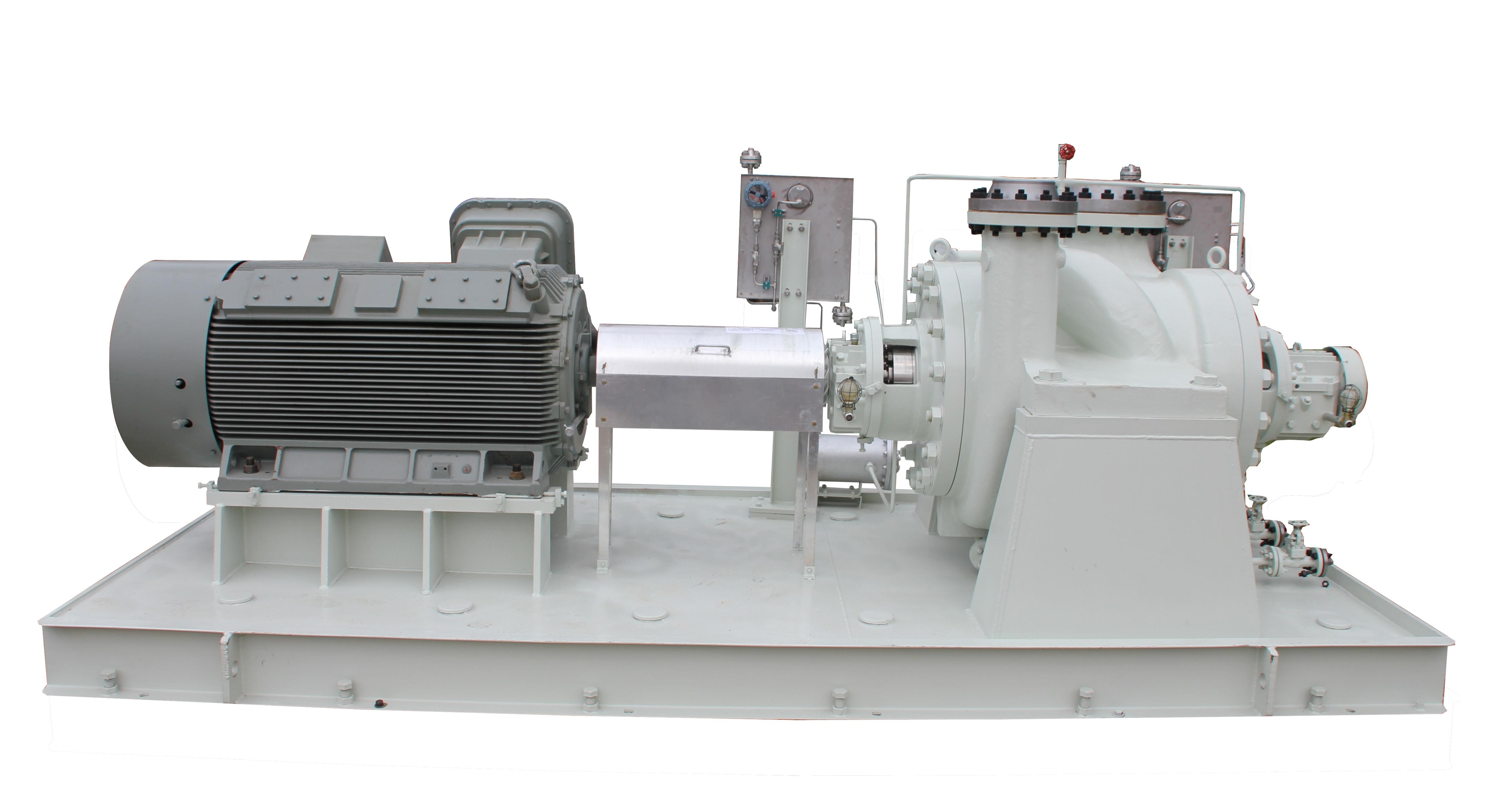 DTR Petrochemical Process Pump