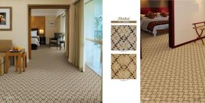 Wall to Wall Tufted Carpet