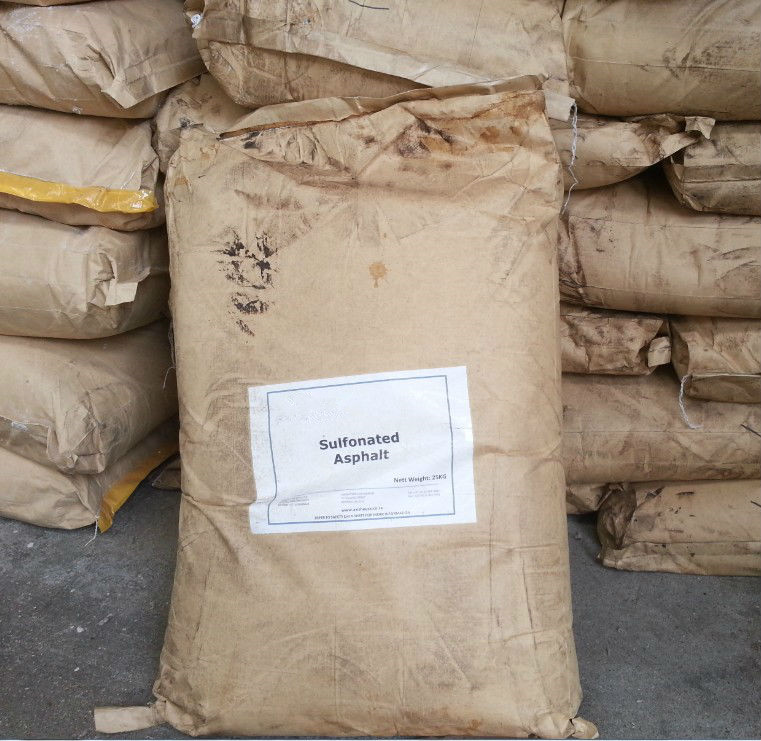 Sulfonated Asphalt Drilling Mud Chemical Material