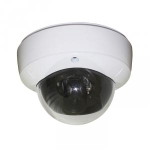 CCTV Camera Metal Dome Camera with 2.8-12mm Manual Varifocal Lens