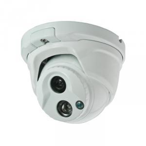 CCTV Camera Metal Dome Camera with 1pcs Array IR CMOS, CCD Optional