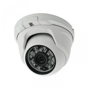 CCTV Camera Metal Dome Camera with 23pcs IR Leds CMOS, CCD Optional