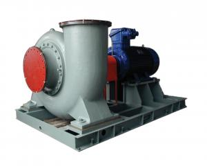 SPP chemical mixed-flow pump
