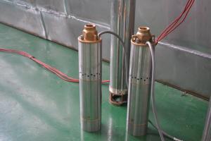 Solar screw water pump