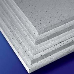 Mineral Fiber Ceiling Panel MS01 with Hole