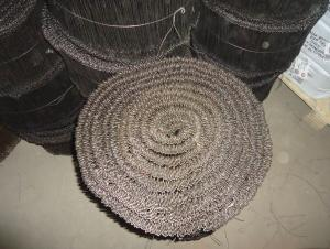 16-Gauge Wire Loop Rebar Ties with Different Sizes