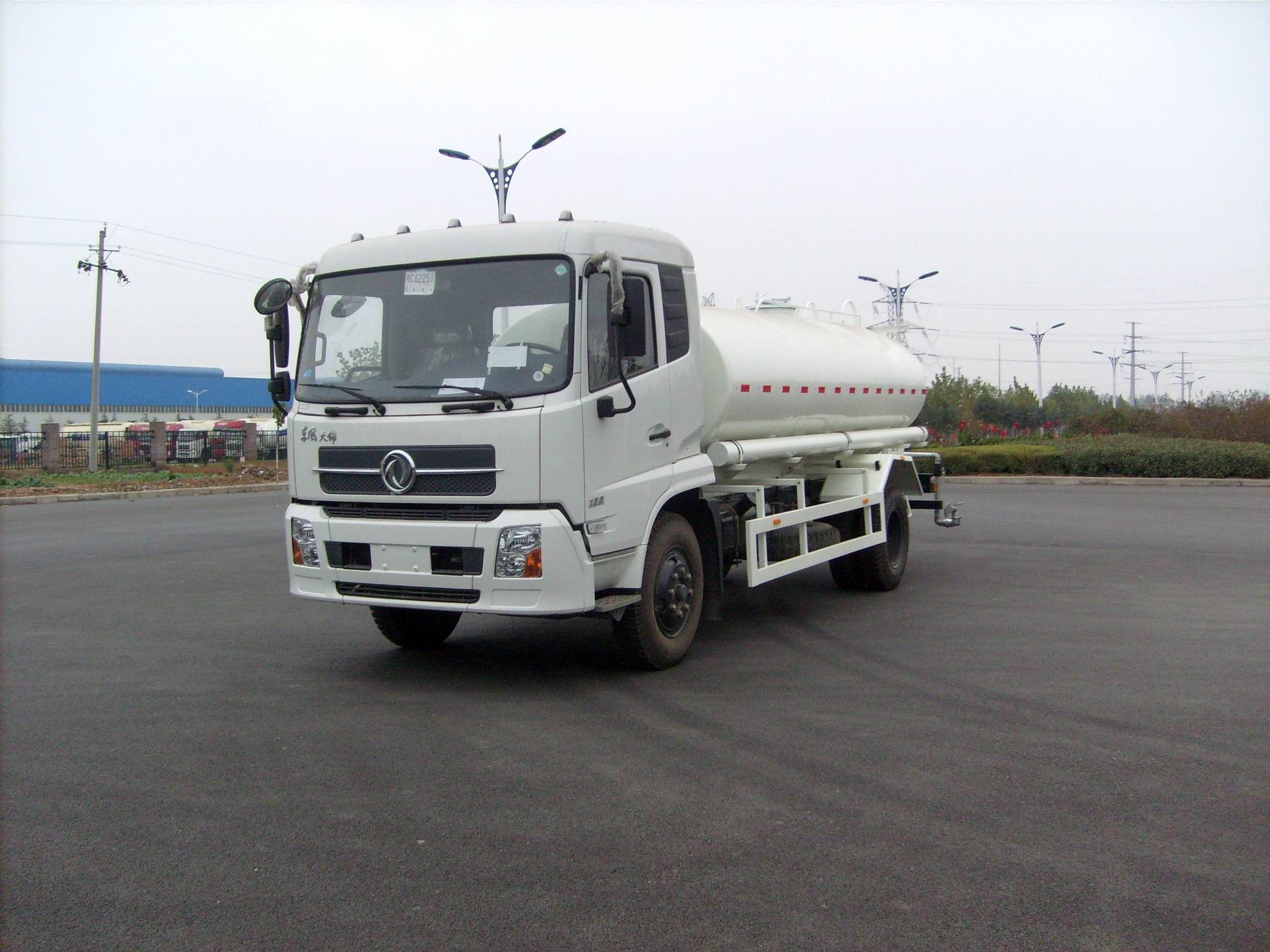 CIMC LINYU 7-15m3 water truck