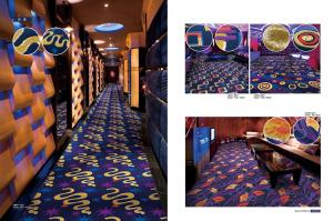Wilton wall to wall carpet