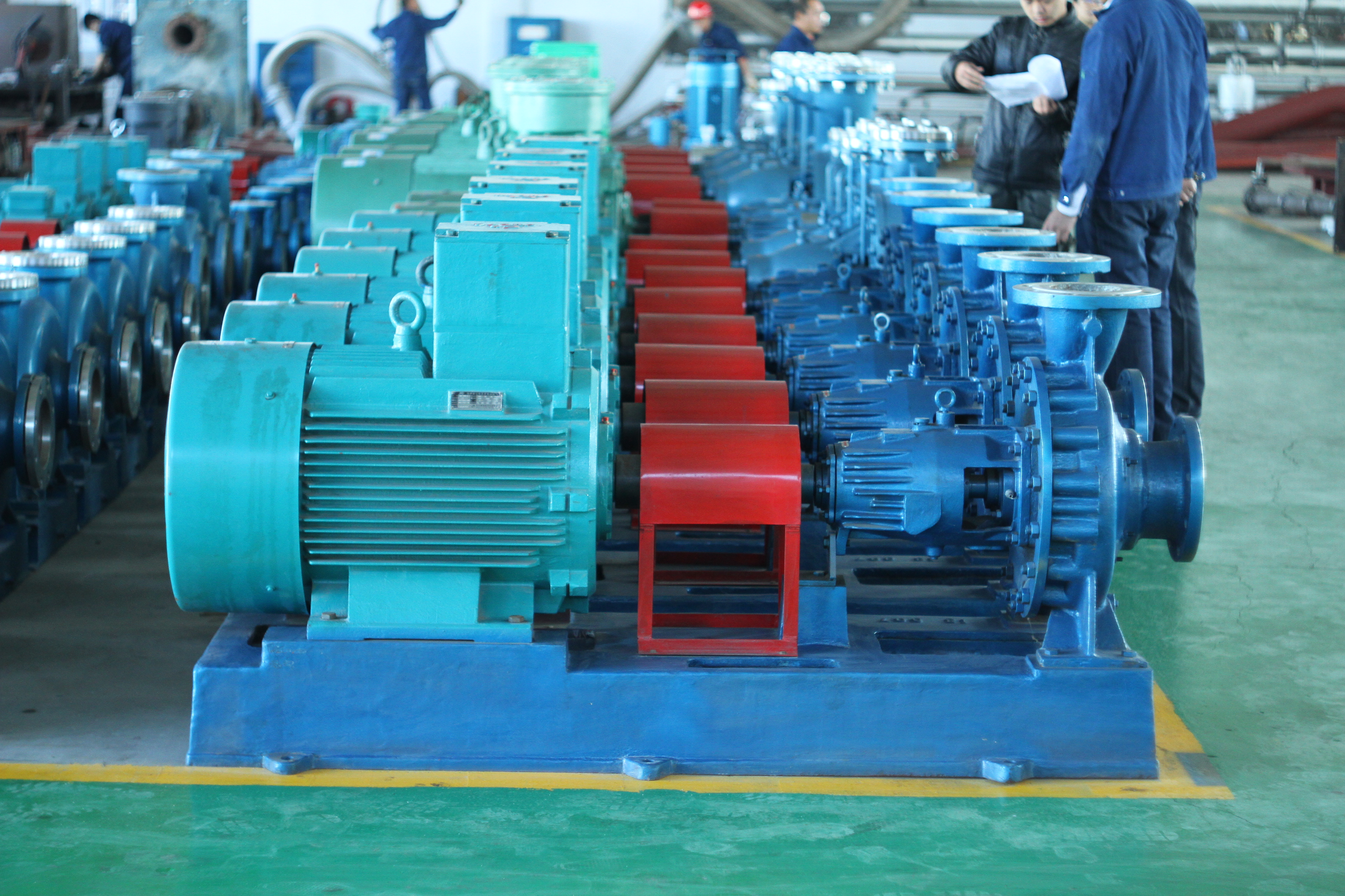 LZA petroleum chemical process pump