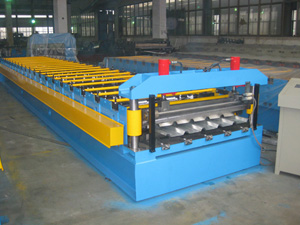 aluminium roofing sheet making machines