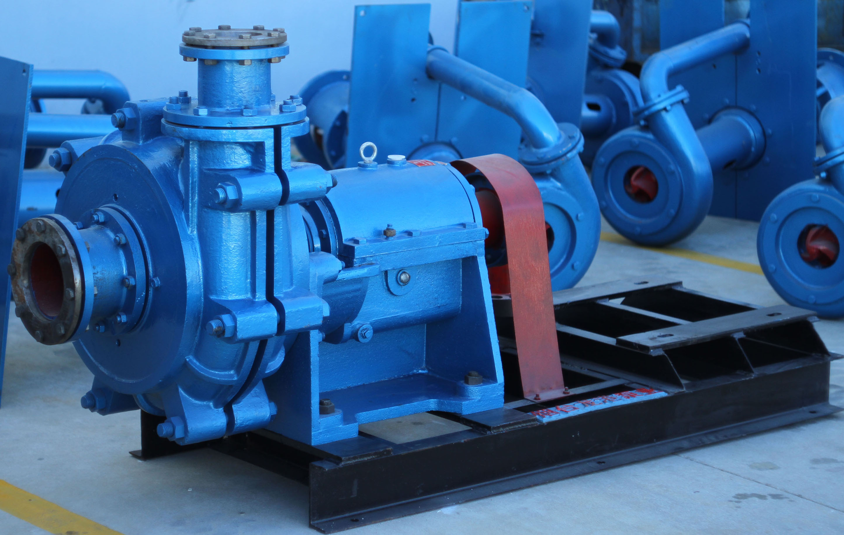 LGMZ  type slurry pump