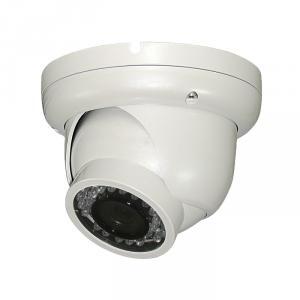 CCTV Camera 3.5 Metal Dome Camera with 36pcs Leds and 2.8-12mm Manual Varifocal Lens