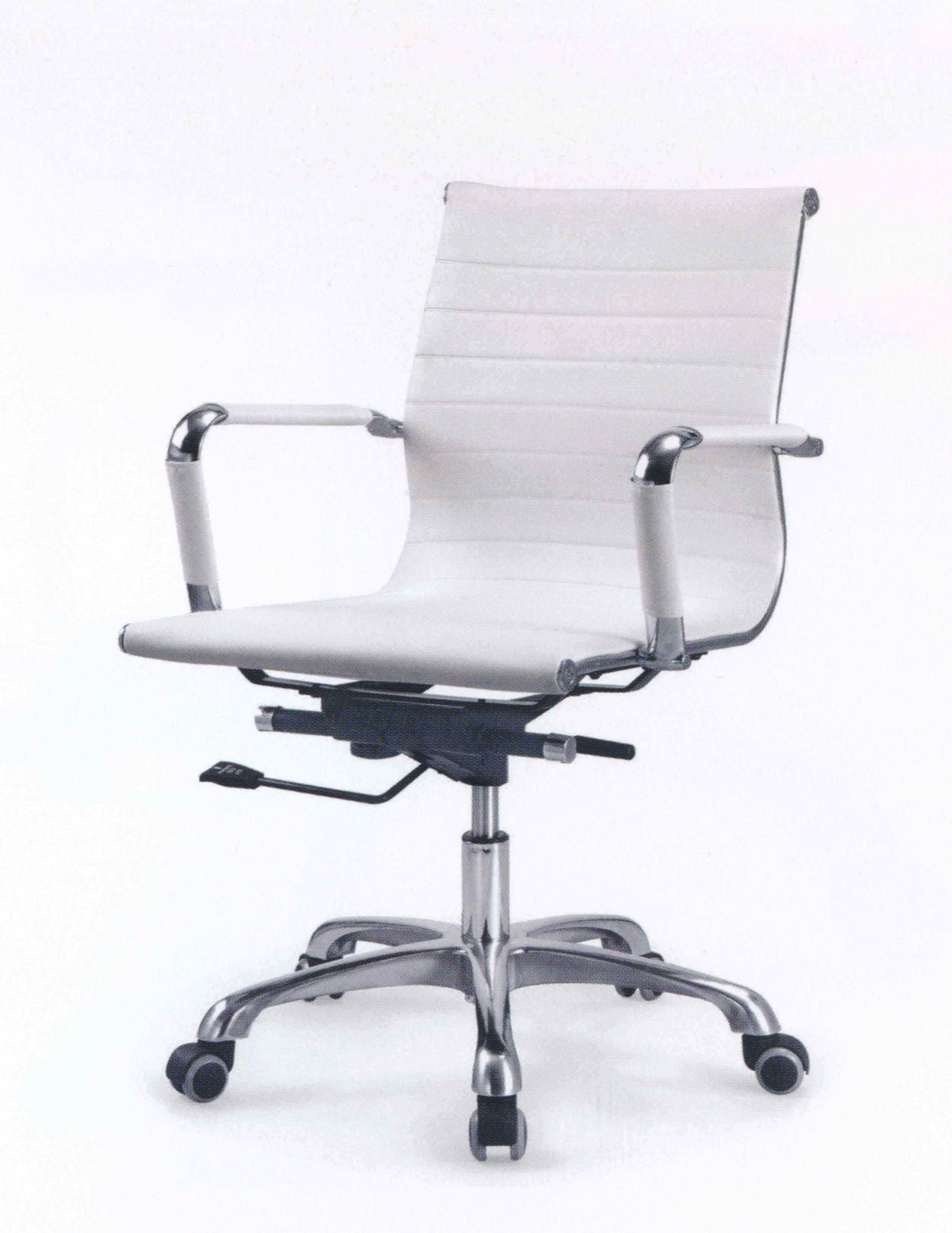 ZHPSOC-01 Swivel Office Chair with PU Leather Surface