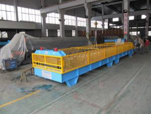 aluminium roofing sheet making machine price