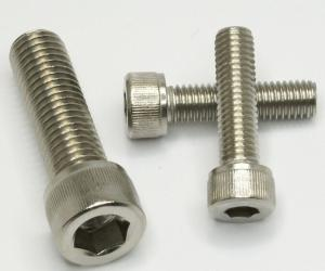 DIN912 Hexagon Socket Cap Screw  M2.5-M20