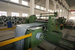 High Speed Slitting and Cut to Length Line-5