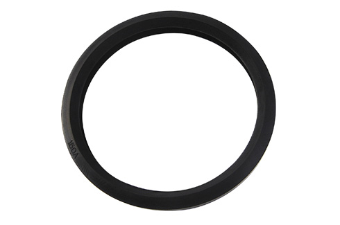 Concrete Pump Truck Parts Seal Ring Rubber Seal DN80-DN200