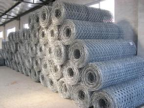 WEAVING WAY WITH ELECTRIC GALVANIZED IRON WIRE