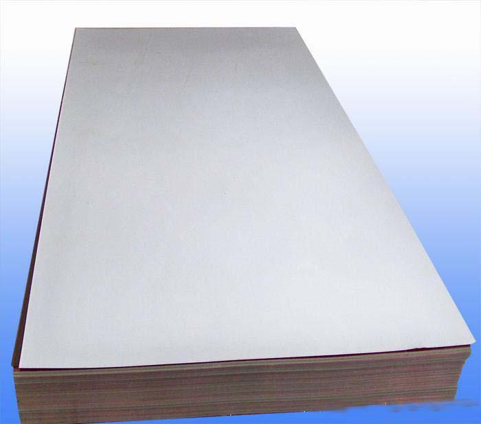 stainless steel sheets 304L and 316L