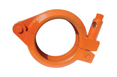 Concrete Pump Parts Pipeline Coupling