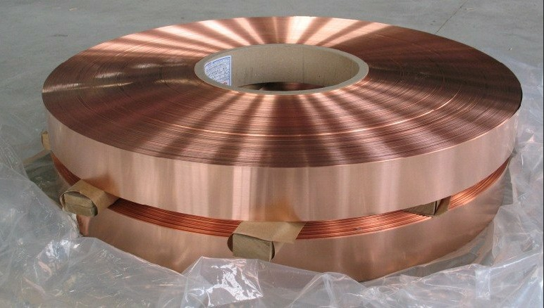 copper tape for cable