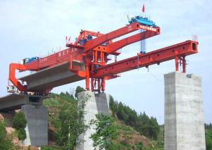 DF900D Nose-girder Positioning Beam Launcher