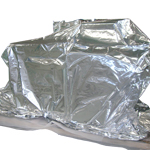 THREE-D Aluminum Vacuum Bag