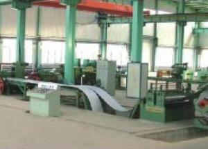 High Speed Slitting and Cut to Length Line-1