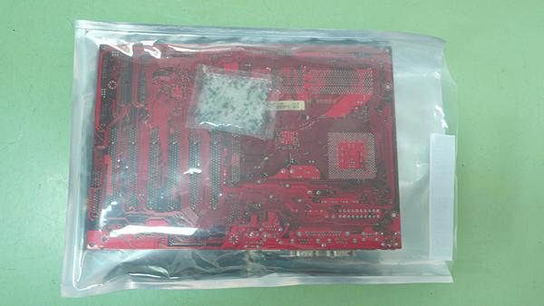 ESD Transparent Vacuum Bag