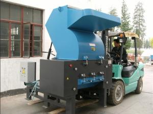 plastic shredder plastic crusher plastic crushing machine for sale