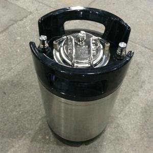 Ball lock keg