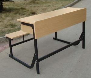 Double Student Desk and chair SDC-05